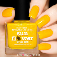 Picture Polish Sunflower Nail Polish