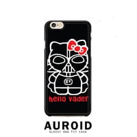 Hello Darth Vader iPhone 6 Plus Case Auroid
