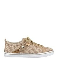 Sammi Vulcanized Logo Sneakers at Guess