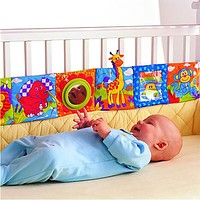 Animal Baby Playpens Cloth Book High Quality For Newborns Soft Early Educational
