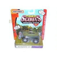 Matchbox Power Scout Volkswagen 4 x 4 Green