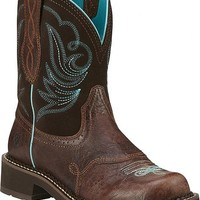 Ariat Fatbaby Heritage Dapper Cowgirl Boots - Round Toe - Sheplers
