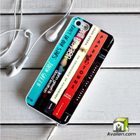Of John Green Book iPhone 5 5S Case by Avallen