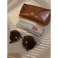 ray ban sunglasses women round