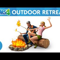 The Sims 4 Outdoor Retreat for PC/Mac Download | Origin Games