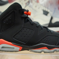 "Air Jordan Retro 6 ""Infrared"" GS"