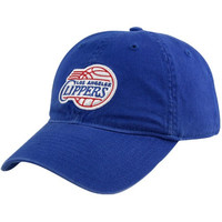 adidas Los Angeles Clippers Royal Blue Basic Logo Slouch Hat