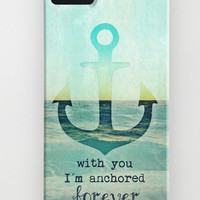 SAVE YOUR MONEY  with Free Shipping on *** ANCHOR ***  by M✿nika  Strigel   Society6 for iphone5 + 4S +4 + 3GS + 3G + ipod_touch skin mini