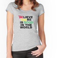 'Be The Good' Classic T-Shirt by kushcoast