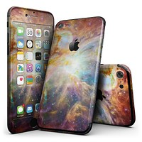 Mutli-Colored Clouded Universe - 4-Piece Skin Kit for the iPhone 7 or 7 Plus
