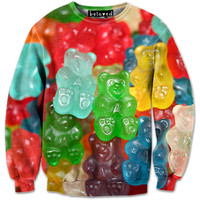 Gummy Bears Sweatshirt - READY TO SHIP