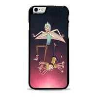 fuck yeah rick and morty cartoon Iphone 6 plus Case