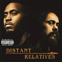 Nas & Damian Marley - Distant Relatives LP
