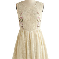 Contour of the Countryside Dress
