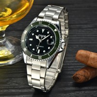 Good Price Great Deal Designer's New Arrival Stylish Awesome Gift Trendy Men Watch [9532098567]