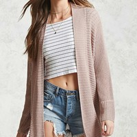 Contemporary Open Cardigan