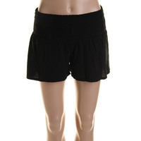 Soft Joie Womens Rolana Linen Drapey Casual Shorts