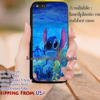 Cute Lilo and Stitch iPhone 6s 6 6s+ 5c 5s Cases Samsung Galaxy s5 s6 Edge+ NOTE 5 4 3 #cartoon #animated #disney #Lilo&Stitch dl13