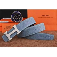 NEW hermes belt MEN'S WOMEN'S LEATHER BELTS