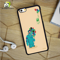 Monster Inc Baloon iPhone 6 Case by Avallen