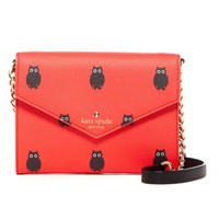 Kate Spade New York Hawthorne Lane Owls Monday Crossbody