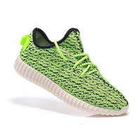 Yeezy Boost 350 Shoes 2016 Fashion Kanye West Designed Shoes for Lovers Low-Top Sneakers Sports Shoes Low Streetwear Running Sports Shoes