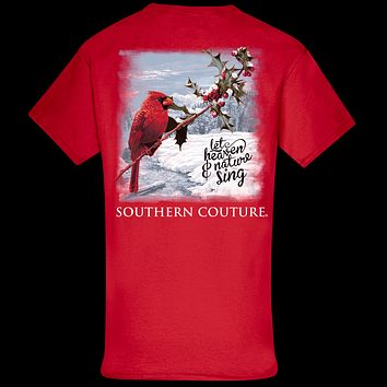 Southern Couture Classic Heaven & Nature Holiday T-Shirt