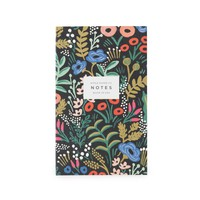 Tapestry Pocket Notepad by RIFLE PAPER Co.   Made in USA
