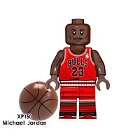 Block Figure Basketball NBA Michael Jordan