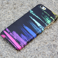 Rainbow Graffiti iPhone 6s Plus SE Case iPhone 5s Case Galaxy S7 Edge Plus Case 003
