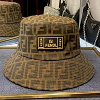 Fendi Women's Presbyopia Fisherman Hat