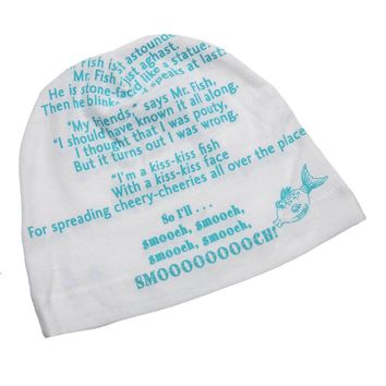 The Pout-Pout Fish Storybook Baby Hat