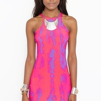 Acid Trip Dress in  What's New at Nasty Gal