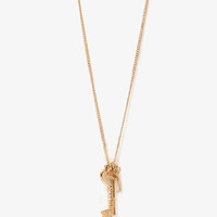 Key Charms Necklace