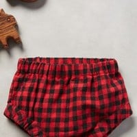 Buffalo Check Bloomers by Anthropologie