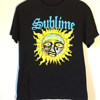 Vintage Sublime t-shirt, Sublime, Vintage Shirt, Unisex Shirt, women's shirt, 90s shirt, 90s grunge, men's shirt, Size Medium/Large