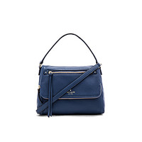 Small Toddy Satchel in Moonlight Blue