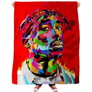 California Love Fleece Blanket