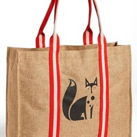 Apple & Bee 'Fox' Eco Tote | Nordstrom