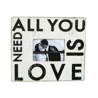 All You Need Wood Photo Frame