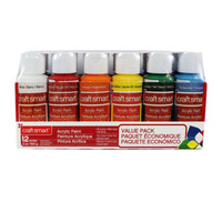 Craft Smart® Acrylic Paint Value Pack