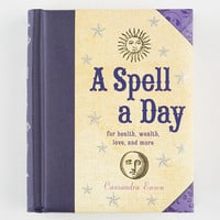A Spell A Day Book White Combo One Size For Women 27356016701