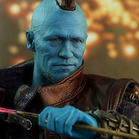 Marvel Yondu Deluxe Version Sixth Scale Figure by Hot Toys