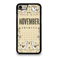 KATE SPADE NOVEMBER Case for iPhone iPod Samsung Galaxy