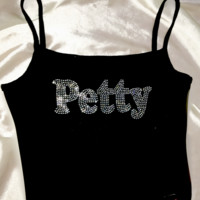 SWEET LORD O'MIGHTY! V PETTY BABY TANK