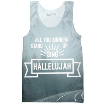 Panic At The Disco lyrics' Tank Top