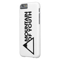 Mountain Of Youth iPhone Case