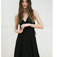 Summer Sexy Hollow Out Sleeveless One Piece Dress [5024202884]