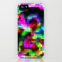 Re-Created Laurels IV iPhone & iPod Case by Robert S. Lee