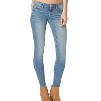 Aeropostale  Womens Light Wash Jeggings, 000 S